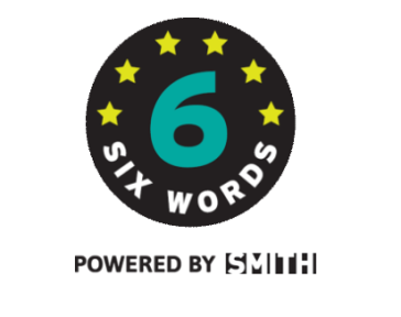 Six Words Logo