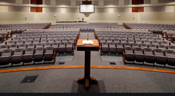 Vacant Auditorium